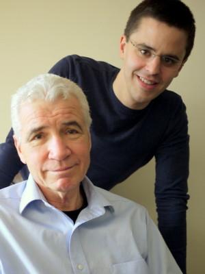Gernot Wagner & Martin L. Weitzman Photo by Jennifer Weitzman