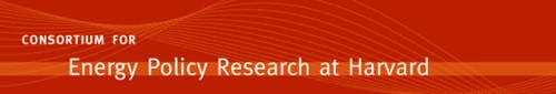 HKS Consortium Energy Policy Research at Harvard