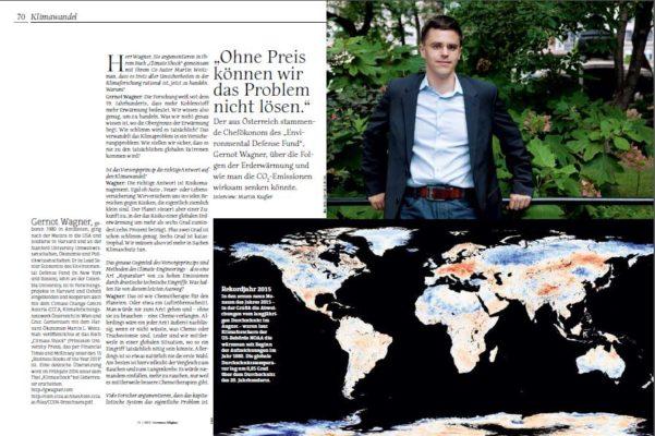 Universum Magazin November 2015 Seiten 70-71